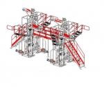 Система налива АСН 10ВГ (Модуль Ду 100 4/4)
