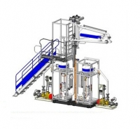 Система налива АСН 12ВГ (Модуль Ду 100 1/2)
