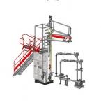 Cистема налива АСН 6ВНГ (Комбинированная, модуль Ду 100)
