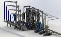 Устройство нижнего налива АСН 8НГ (Модуль Ду100 3/3)