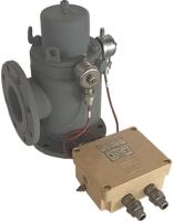 Клапан отсечной КО 100 (электрогидравлический)