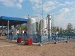 Установка рекуперации паров УРП для нефтебазы